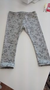 Dinosaur leggings